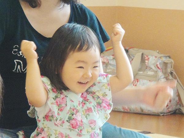 2限 あそぶがっこう(2才児) @ kite-meレッスン会場